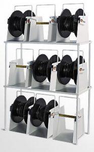 Системы для хранения и намотки кабеля