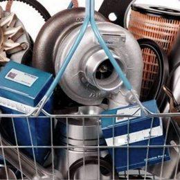 Стартеры, генераторы и компрессоры для спецтехники