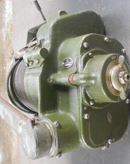 электролебедка БЛ-56 сб2