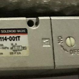 Smc VS4114-001T Электромагнитный клапан