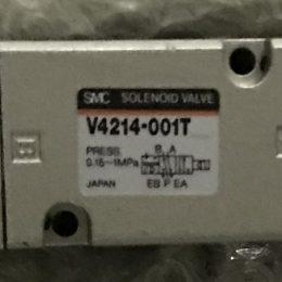 Электромагнитный клапан SMC V4214-001T
