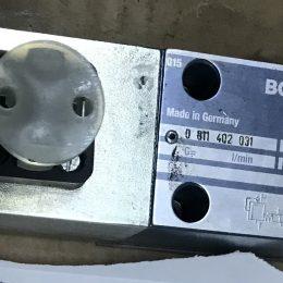 пропорциональный клапан BOSCH  Rexroth 0 811 402 031